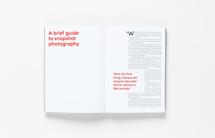 Daido Moriyama – How I Take Photographs 3