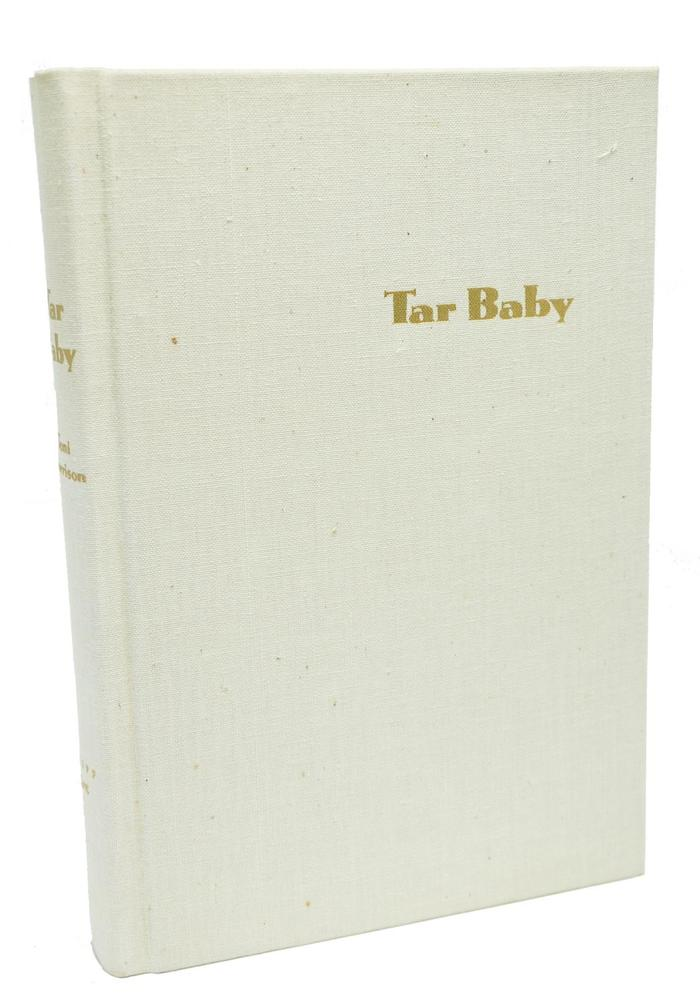 Tar Baby by Toni Morrison (Alfred A. Knopf) 3