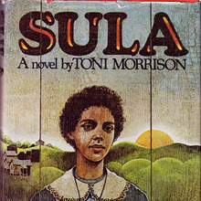 <cite>Sula</cite> by Toni Morrison (Alfred A. Knopf, Allen Lane)