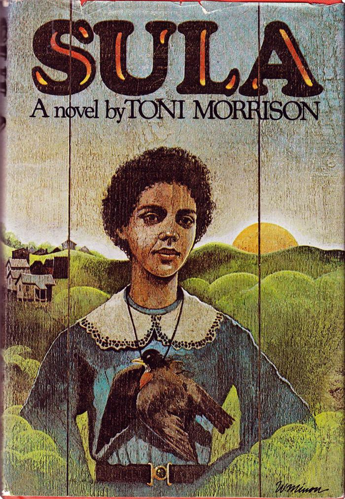 Sula by Toni Morrison (Alfred A. Knopf, Allen Lane) 1