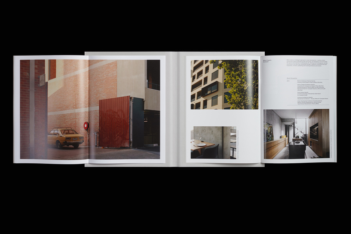 Napier Street, Edition Office for Milieu 14