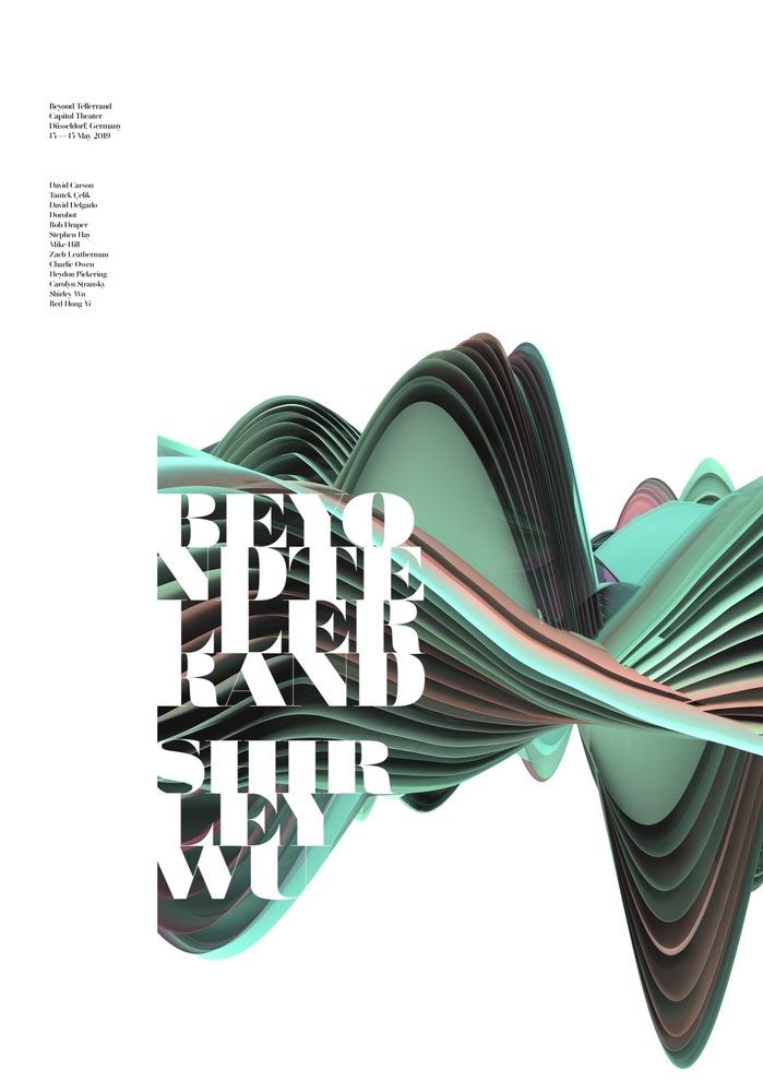 Beyond Tellerrand Düsseldorf 2019 posters 2