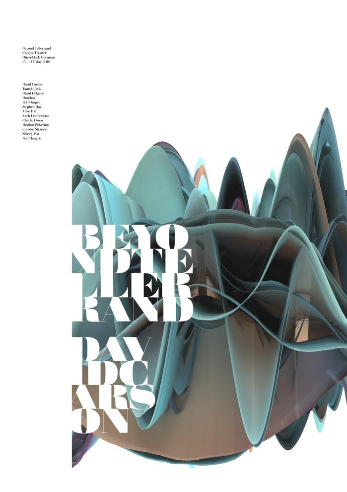 Beyond Tellerrand Düsseldorf 2019 posters 6