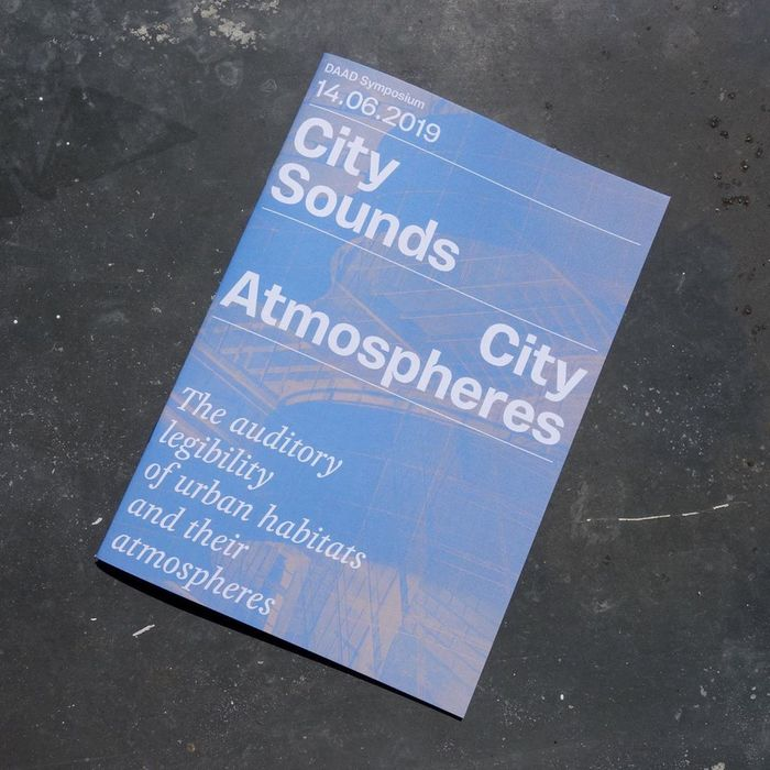 City Sounds, City Atmospheres 1