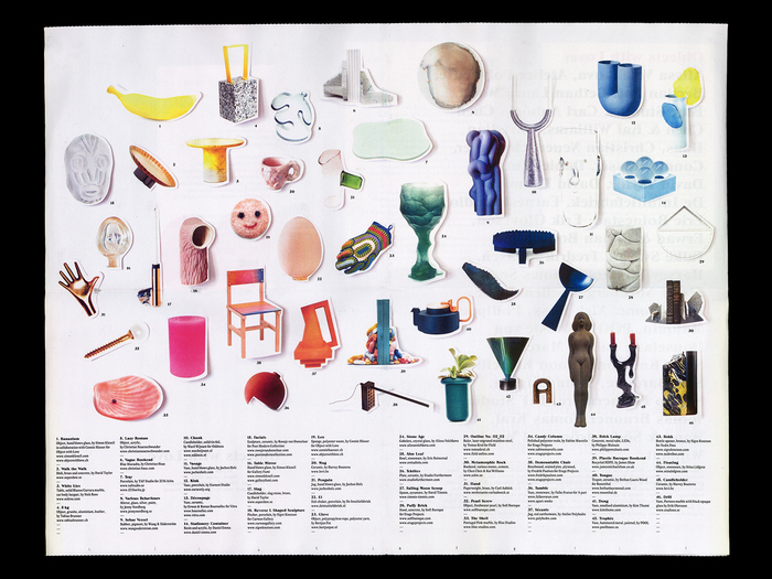 Objects with Love (Design Miami/Basel) catalogue