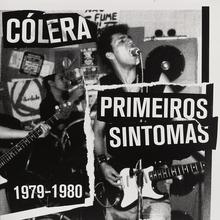 <cite>Primeiros Sintomas: 1979–1980</cite> – Cólera