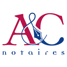 AC notaires logotype
