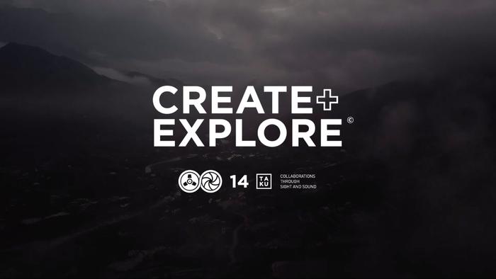 Create + Explore 1