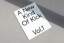 "<cite>A New Kind Of Kick</cite> Vol.<span class=""nbsp"">&nbsp;</span>1"