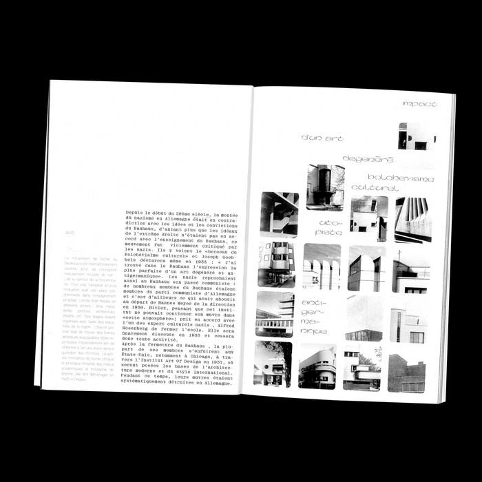 About Tel Aviv, About Bauhaus 7
