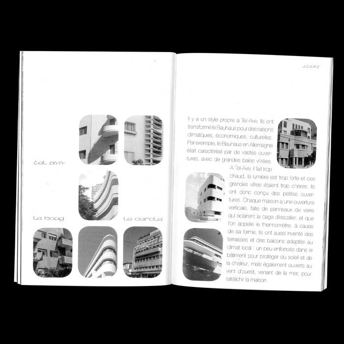 About Tel Aviv, About Bauhaus 9