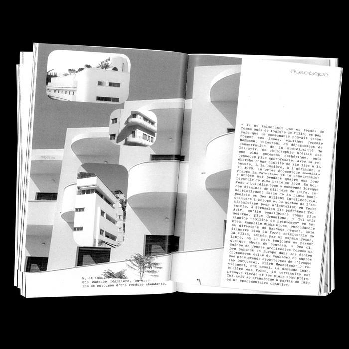 About Tel Aviv, About Bauhaus 11