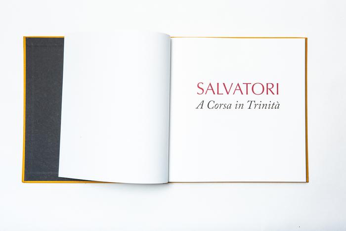 Salvatori: A Corsa in Trinità 2