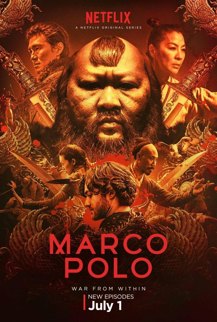 Marco Polo (Netflix) 1