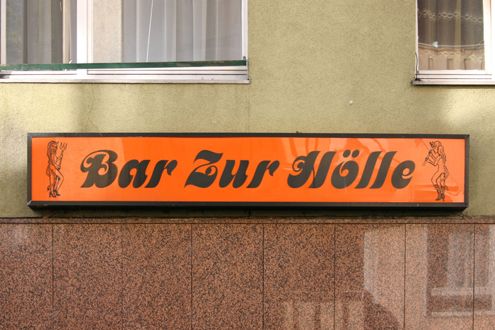 Bar Zur Hölle 1