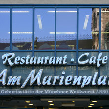 Restaurant · Cafe Am Marienplatz