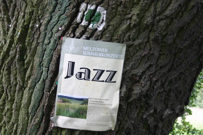 Jazz at Melzower Sommerkonzerte