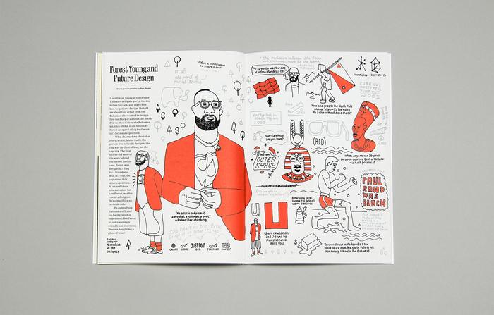 "Live Magazine No.1, ""At DesignThinkers Toronto"" 5"