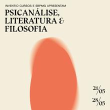 Inventio: Psicanálise, Literatura & Filosofia