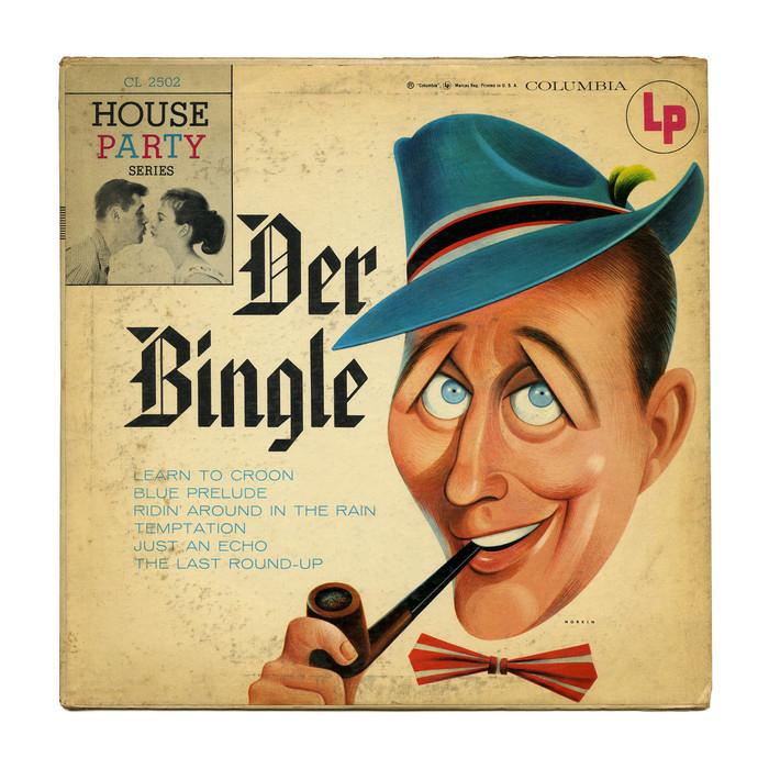 Bing Crosby – Der Bingle album art 1
