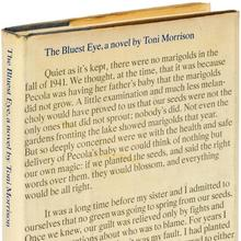 <cite>The Bluest Eye</cite> by Toni Morrison (Holt, Rinehart and Winston)