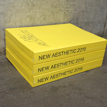 <cite>New Aesthetic</cite>, The Curation of Independent Type Design