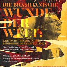Die brasilianische Wunde der Welt, HU Berlin