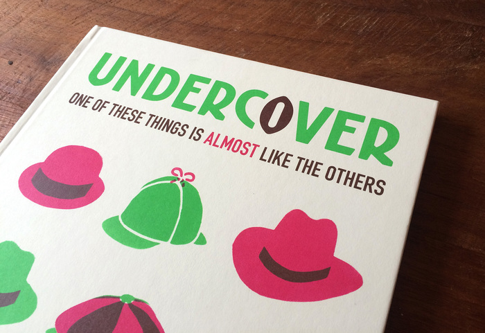 Undercover and Hide and Sneak book series 1