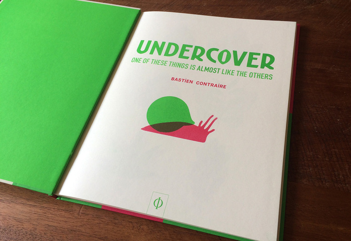 Undercover and Hide and Sneak book series 2