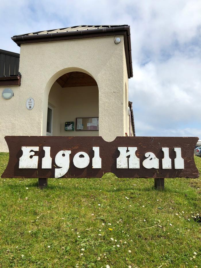 Elgol Hall 1