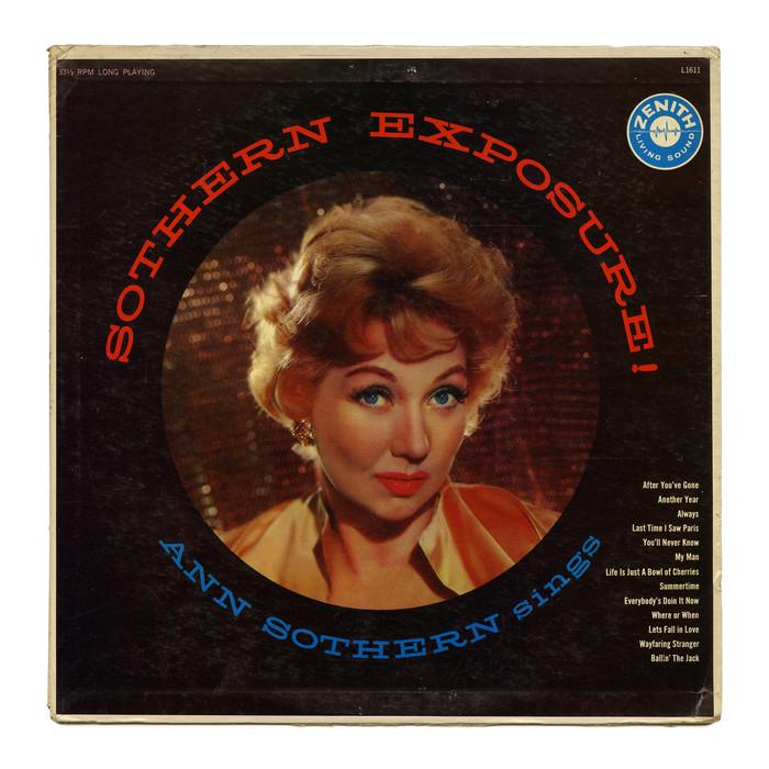 Sothern Exposure! Ann Sothern sings