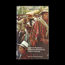 <cite>Agrarian Problems &amp; Peasant Movements In Latin America</cite>