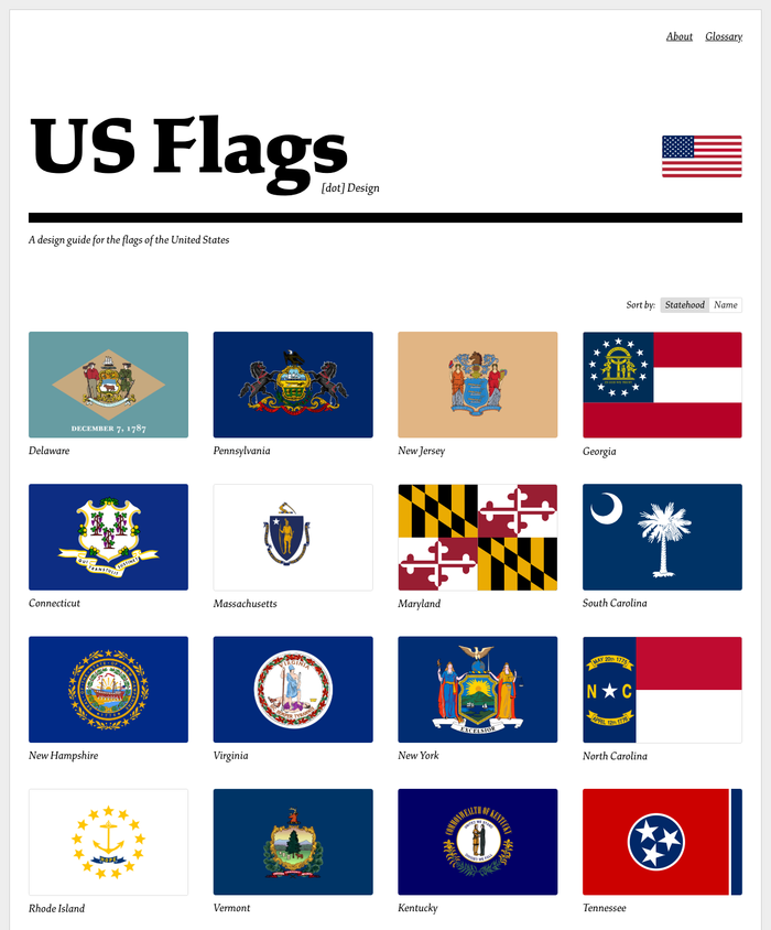 US Flags 1