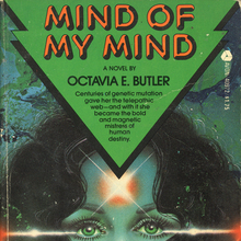 <cite>Mind of My Mind</cite> by Octavia E. Butler