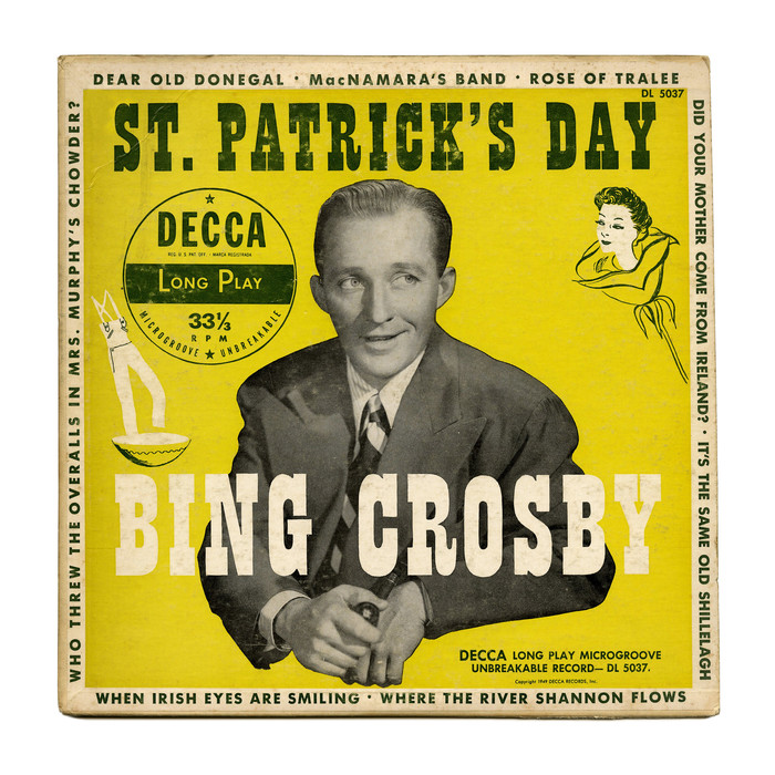 St. Patrick's Day – Bing Crosby