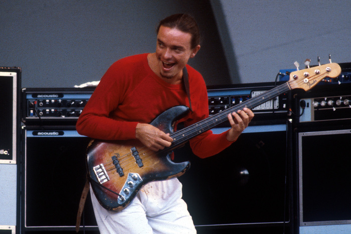 "Jaco is considered by many to be one of the best ever bass players. Acoustic amplifiers are just as much connected to his memory as his 1962 Fender Jazz Bass ""Bass of Doom."""