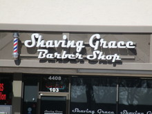 Shaving Grace Barber Shop, Scottsdale