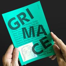 <cite>Grimace</cite> magazine