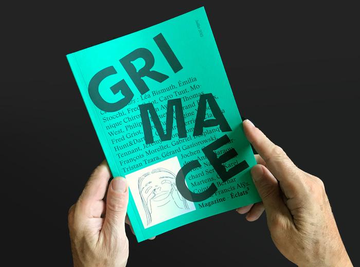 Grimace magazine 1