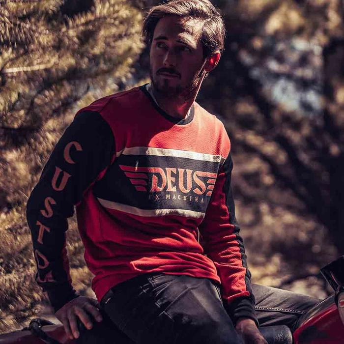 Deus ex Machina jerseys 1