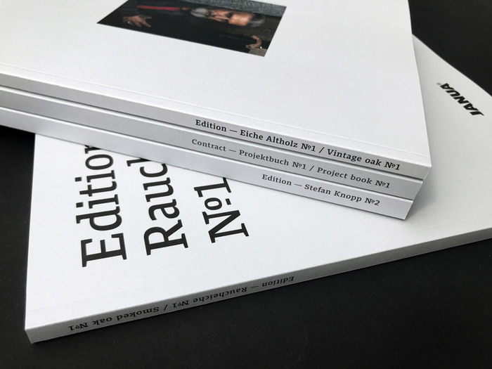 Janua Möbel product brochures 1