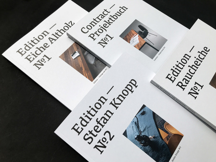 Janua Möbel product brochures 2
