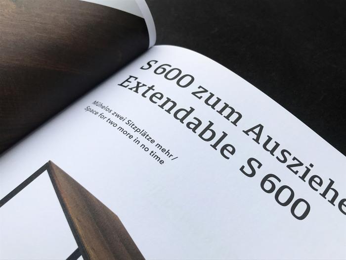 Janua Möbel product brochures 4