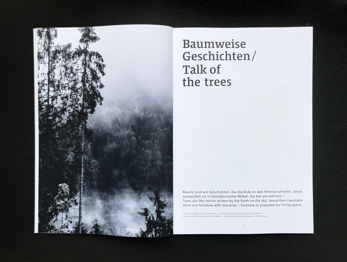 Janua Möbel product brochures 5