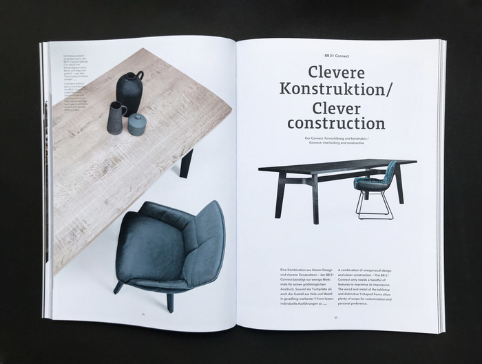 Janua Möbel product brochures 9