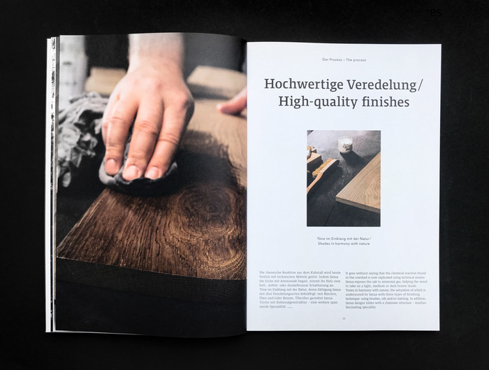 Janua Möbel product brochures 11