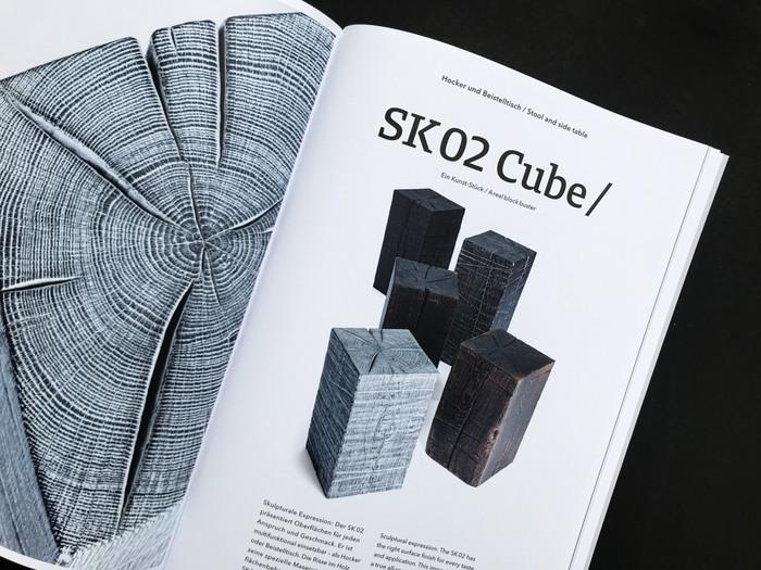 Janua Möbel product brochures 13