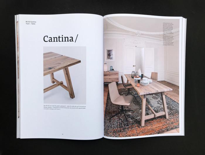 Janua Möbel product brochures 16