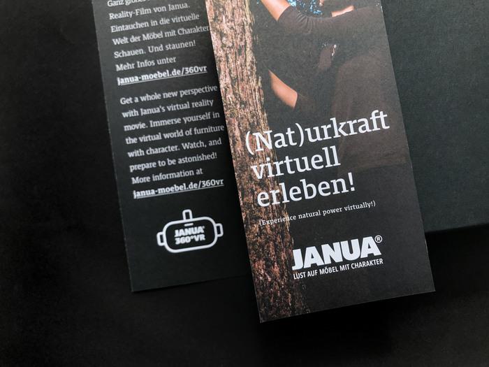 Janua Möbel product brochures 23