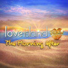 <cite>Love Island</cite> logo and merchandise